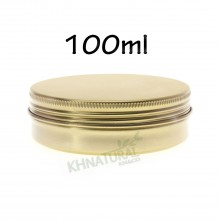 100ml Gold Tins