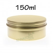 150ml Gold Tins