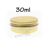30ml Gold Tins