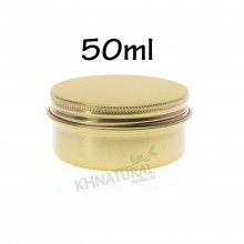 50ml Gold Tins