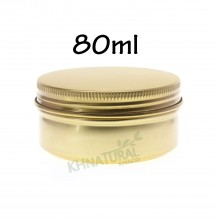 80ml Gold Tins