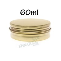 60ml Gold Tins