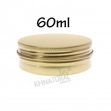 60ml Gold Tins